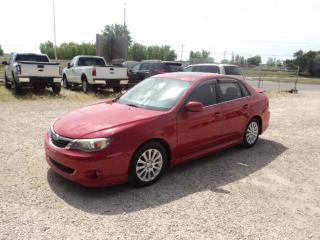 Used 2009 Subaru Impreza for sale in Winnipeg, MB