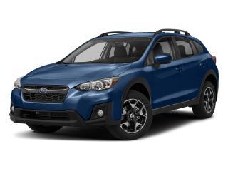 Used 2018 Subaru XV Crosstrek Limited CVT w-EyeSight Pkg for sale in Gatineau, QC