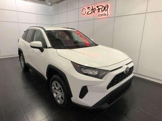 Used 2020 Toyota RAV4 LE for sale in Québec, QC