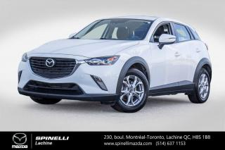 Used 2017 Mazda CX-3 GS AWD Bluetooth Camera Recule Sieges Chauffants Mazda CX-3 GS AWD 2017 for sale in Lachine, QC