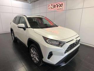 Used 2020 Toyota RAV4 LIMITED  for sale in Québec, QC
