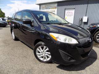 Used 2012 Mazda MAZDA5 ***GS,6 PLACES,AUTOMATIQUE,A/C*** for sale in Longueuil, QC