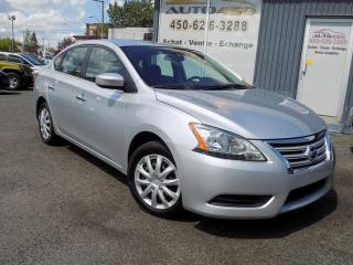 Used 2013 Nissan Sentra ***BERLINE,AUTOMATIQUE,A/C*** for sale in Longueuil, QC