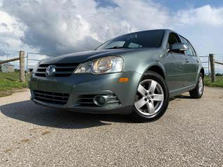 Used 2010 Volkswagen City Golf for sale in Guelph, ON
