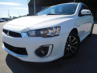 Used 2016 Mitsubishi Lancer 4dr Sdn CVT SE LTD FWD for sale in Mirabel, QC