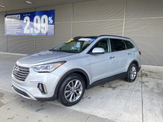 Used 2017 Hyundai Santa Fe XL AWD  Luxury,7 PASS,NAV,TOIT,CAMERA +++ for sale in Mirabel, QC