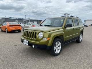 Used 2012 Jeep Patriot 4WD 4dr North *Heated Seats* *Remote Start* for sale in Brandon, MB