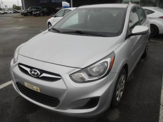 Used 2012 Hyundai Accent HB,GL,A/C,CRUISE,VITRES+PORTES ELEC for sale in Mirabel, QC