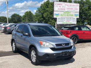 Used 2009 Honda CR-V LX for sale in Komoka, ON