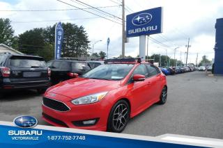 Used 2016 Ford Focus Ford Focus **Hayon** 5 portes SE for sale in Victoriaville, QC