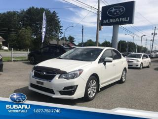 Used 2016 Subaru Impreza Berline 4 portes CVT 2,0i avec **groupe for sale in Victoriaville, QC