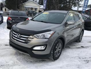Used 2014 Hyundai Santa Fe Sport 2.4L ** SPORT ** for sale in Victoriaville, QC