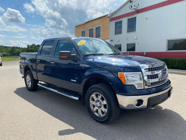 2014 Ford F-150 FX4 XTR package