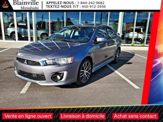 Used 2017 Mitsubishi Lancer GTS PREMIUM CUIR 710 WATTS 2.4L TOIT-OUVRANT for sale in Blainville, QC