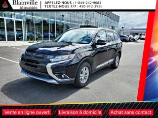 Used 2016 Mitsubishi Outlander SE 4X4 7 PASSAGERS V6 CAPACITE 3500LBS for sale in Blainville, QC