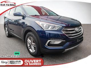 Used 2017 Hyundai Santa Fe Sport *SE*SIÈGES CHAUFF*TOIT*CUIR*AWD* for sale in Québec, QC