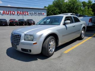 Used 2008 Chrysler 300 Touring AWD, LOW KMS!! for sale in Tillsonburg, ON