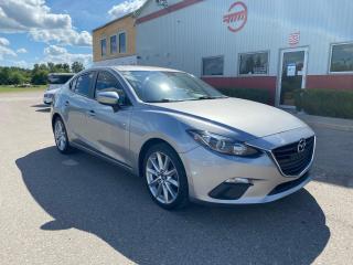 Used 2015 Mazda MAZDA3 GX No reported accidents for sale in Tillsonburg, ON