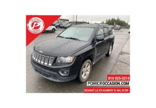 Used 2016 Jeep Compass High Altitude full equipe, for sale in Val-D'or, QC