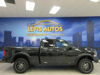 Used 2018 RAM 1500 5.7 LITRES HÉMI 4X4 LOOK INCROYABLE 2590 for sale in Lévis, QC