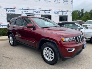 Used 2020 Jeep Grand Cherokee Laredo with NAVIGATION for sale in Tillsonburg, ON