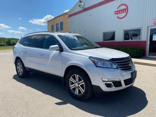 Used 2016 Chevrolet Traverse LT with Navigation for sale in Tillsonburg, ON