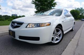 Used 2006 Acura TL RARE 6 SPD MANUAL / TIMING BELT DONE @ DEALER for sale in Etobicoke, ON