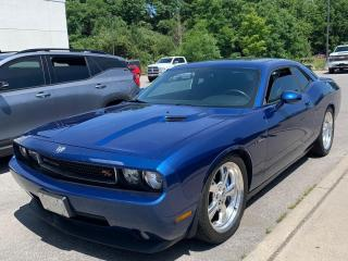Used 2010 Dodge Challenger R/T Classic 5.7L Hemi Manual for sale in Tillsonburg, ON