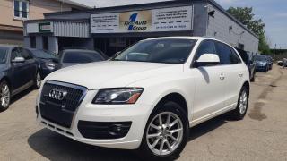 Used 2012 Audi Q5 2.0L Premium Plus Navi/Backup Cam for sale in Etobicoke, ON