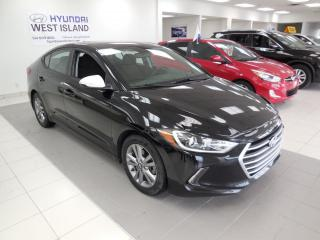 Used 2017 Hyundai Elantra GL AUTO MAGS A/C BT CRUISE GROUPE ÉLECTR for sale in Dorval, QC