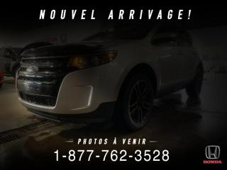Used 2013 Ford Edge SEL + AWD + TOIT + CUIR + WOW! for sale in St-Basile-le-Grand, QC