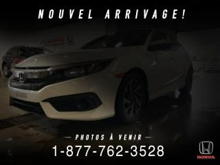 Used 2016 Honda Civic EX + TOIT + HONDA SENSING + PROPRE + WOW for sale in St-Basile-le-Grand, QC