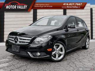 Used 2013 Mercedes-Benz B-Class B250 Sports Tourer Only 074,771KM  No Accident! for sale in Scarborough, ON