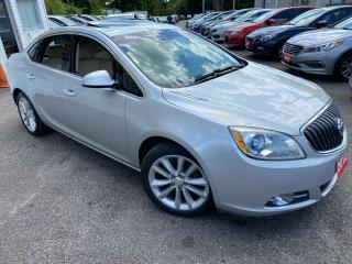 Used 2012 Buick Verano NAVI/ LEATHER/ SUNROOF/ ALLOYS/ FOG LIGHTS & MORE! for sale in Scarborough, ON