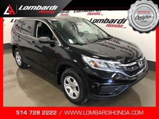 Used 2015 Honda CR-V LX|CAM|BLUETOOTH| for sale in Montréal, QC