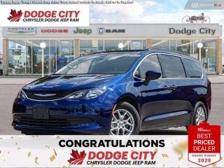 New 2020 Chrysler Pacifica Touring for sale in Saskatoon, SK