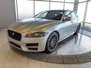 Used 2017 Jaguar XF Certified Pre-Owned - Accident Free - One Owner! for sale in Edmonton, AB