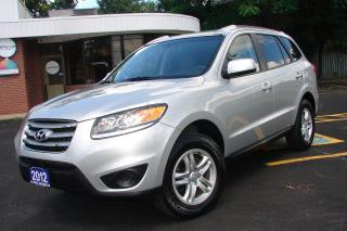 Used 2012 Hyundai Santa Fe GL for sale in Mississauga, ON
