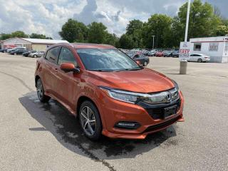Used 2019 Honda HR-V Touring 4dr AWD Sport Utility for sale in Brantford, ON
