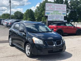 Used 2009 Pontiac Vibe for sale in Komoka, ON