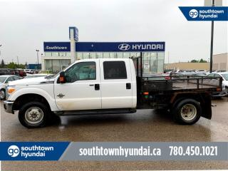 Used 2011 Ford F-350 Super Duty DRW XLT/6.7 POWER STROKE/FLATBED DUALLY for sale in Edmonton, AB