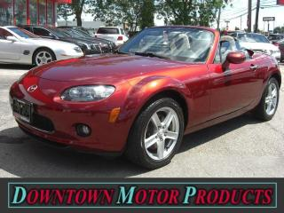 Used 2008 Mazda Miata MX-5 GX for sale in London, ON
