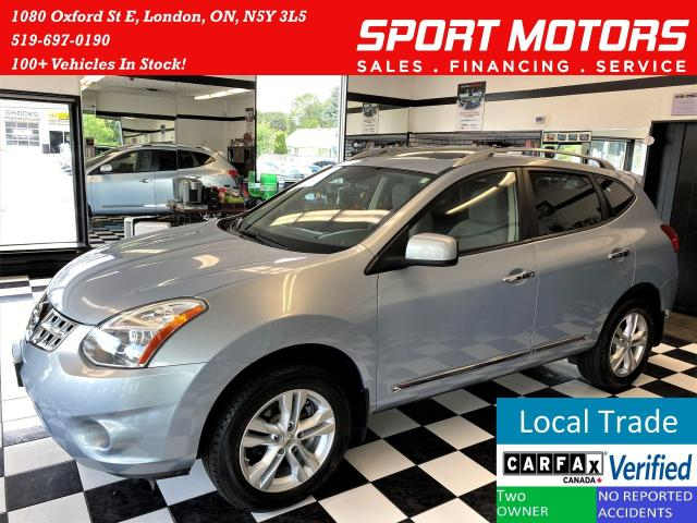 2012 Nissan Rogue SV AWD+GPS+Camera+Roof+Accident Free