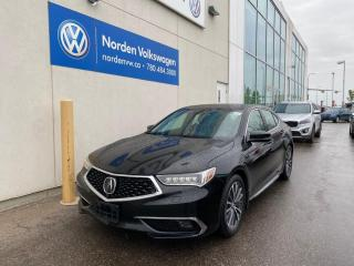 Used 2018 Acura TLX Elite 4dr AWD SH-AWD Sedan for sale in Edmonton, AB