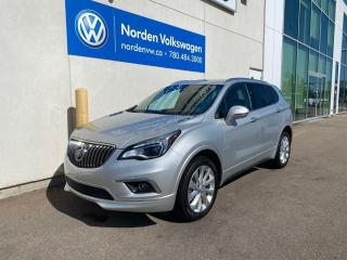 Used 2017 Buick Envision Premium I 4dr AWD Sport Utility Vehicle for sale in Edmonton, AB