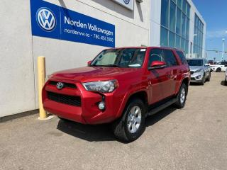 Used 2014 Toyota 4Runner SR5 4dr 4WD Sport Utility for sale in Edmonton, AB