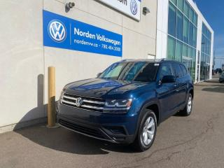 Used 2018 Volkswagen Atlas TRENDLINE 2.0T W/ CONVENIENCE PKG - CERTIFIED for sale in Edmonton, AB