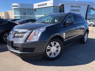 Used 2010 Cadillac SRX 3.0 Luxury AWD | Sunroof | Heated Seats for sale in Winnipeg, MB