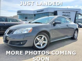 Used 2009 Pontiac G6 GT FWD | Power Sunroof | Monsoon Premium Audio for sale in Winnipeg, MB