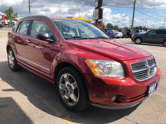 2007 Dodge Caliber AWD R/T, SPECIAL EDITION, 3 YR WARRANTY, CERTIFIED